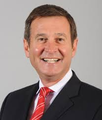Roger Lewis, Chief Executive, WRU